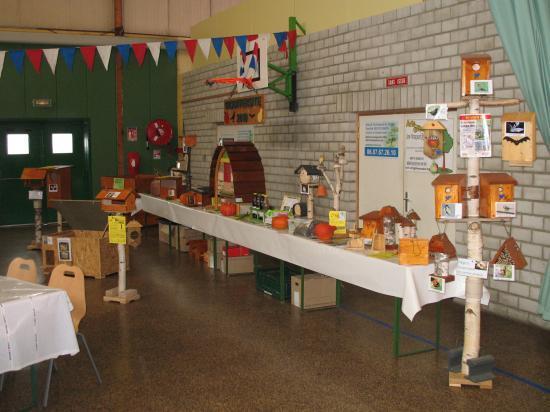 Expo fruitière Morschwiller